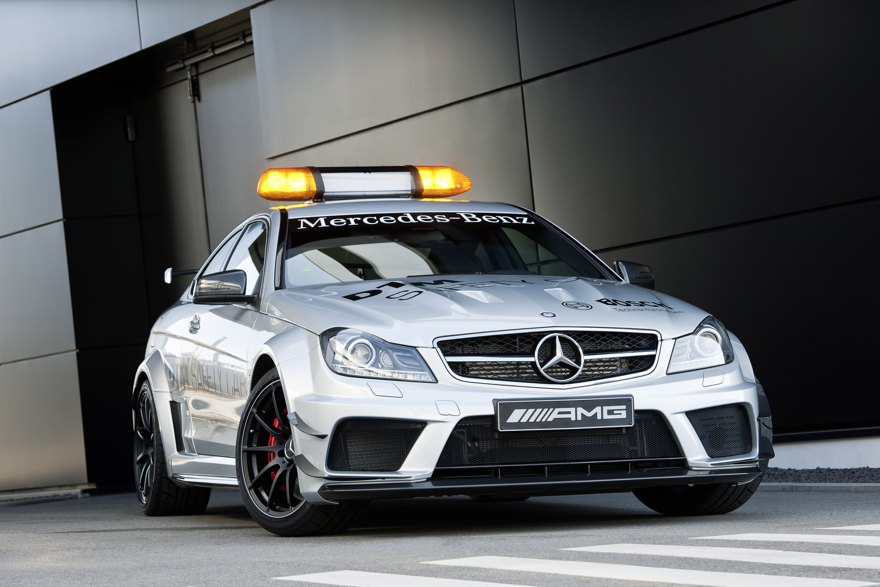 2013 Mercedes C63 Amg Black Series Dtm Safety Car Review