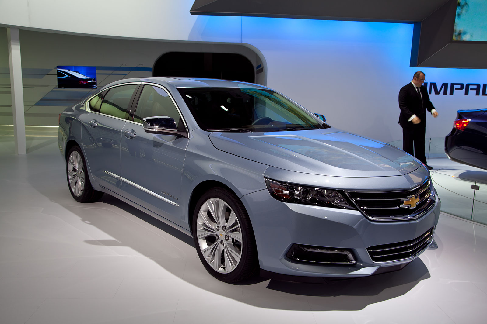 2014 - 2015 Chevrolet Impala Review - Top Speed
