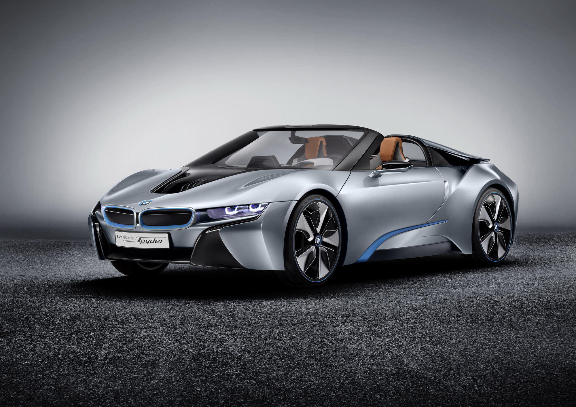2012 Bmw I8 Concept Spyder Gallery 446319 Top Speed