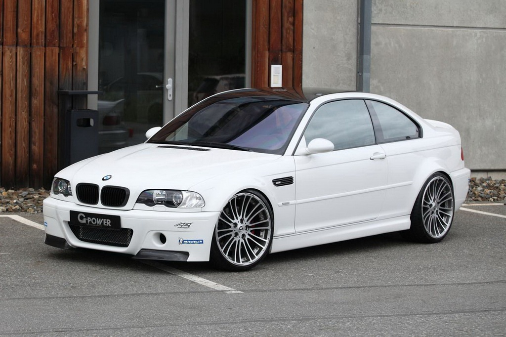2004 bmw m3 e46 by g power top speed. Black Bedroom Furniture Sets. Home Design Ideas