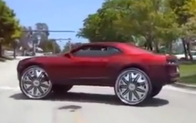 Chevrolet Camaros On 32s Take Over The Top To A New Level Top Speed