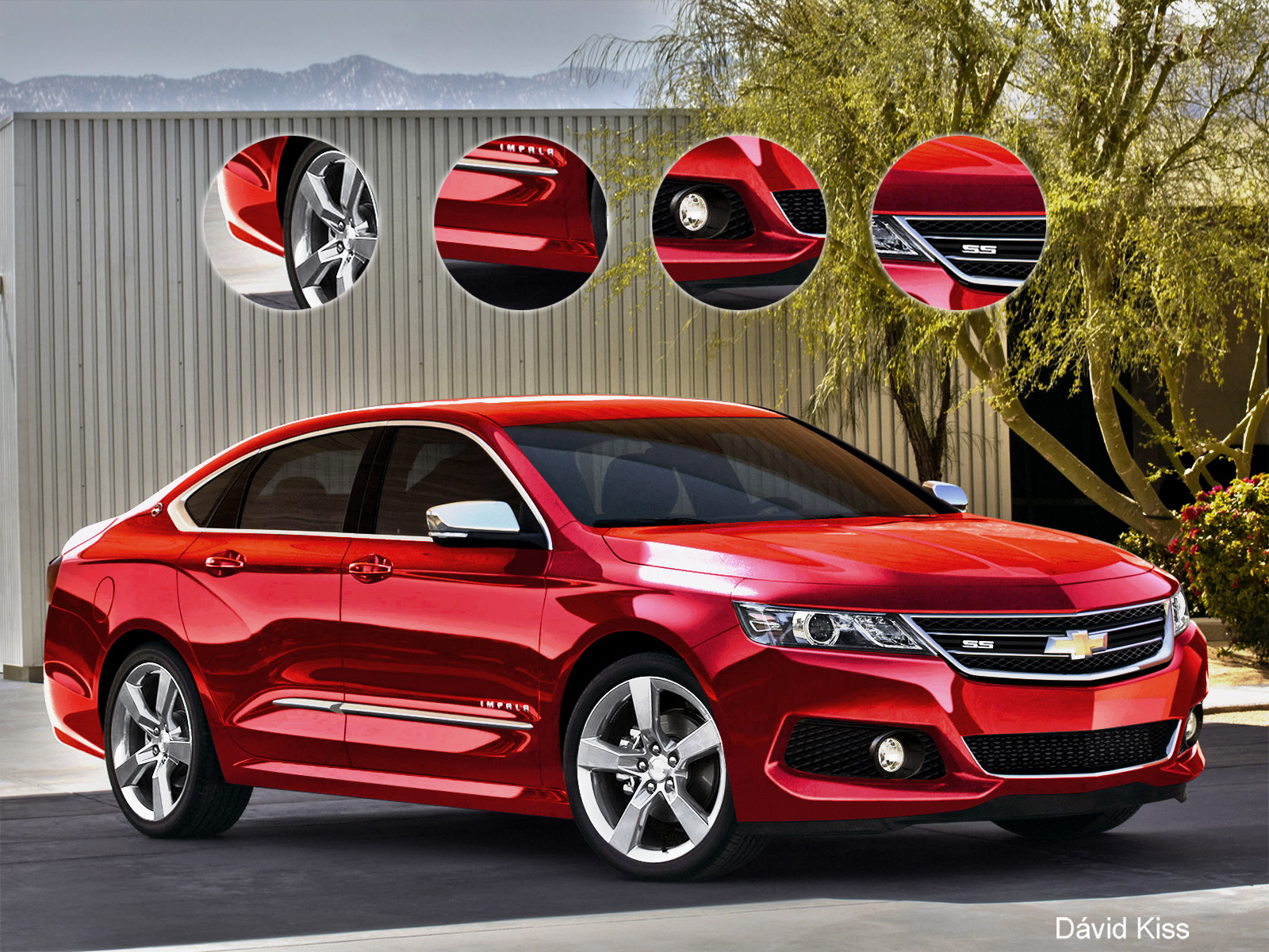 2015 Chevrolet Impala SS | Top Speed