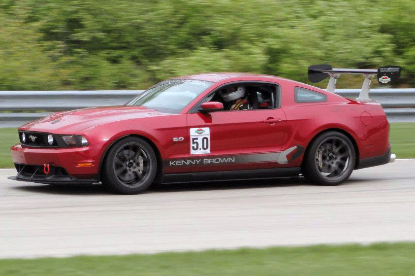 Ford Mustang Gt Cs Autobahn Edition By Kenny Brown Top Speed
