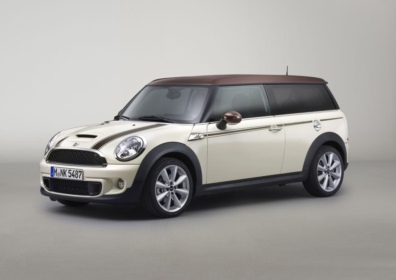 2012 mini clubman hyde park edition review top speed. Black Bedroom Furniture Sets. Home Design Ideas