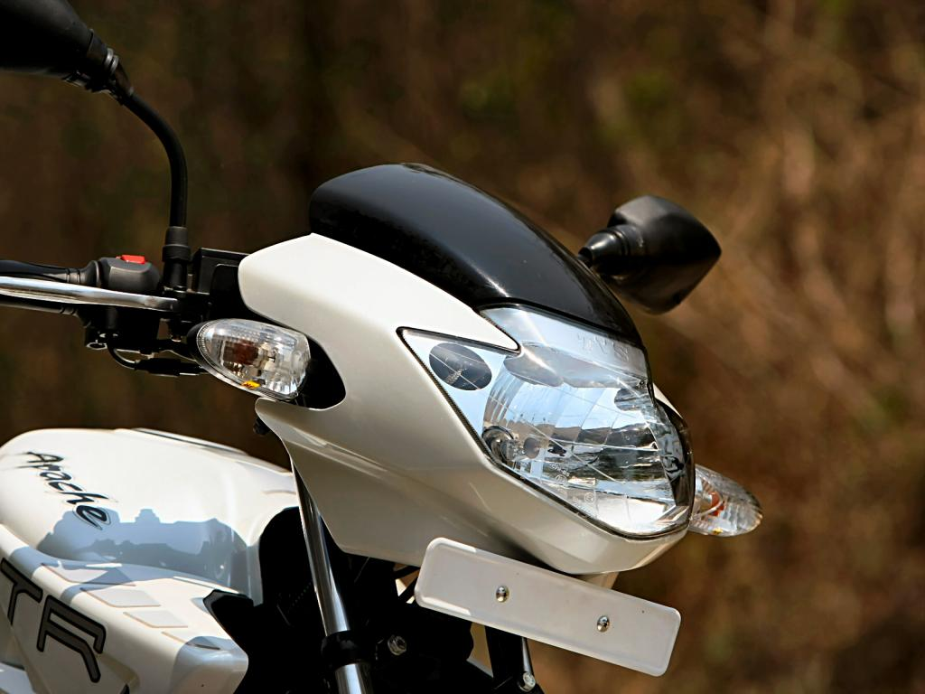 2012 Tvs Apache Rtr 180 Abs Top Speed
