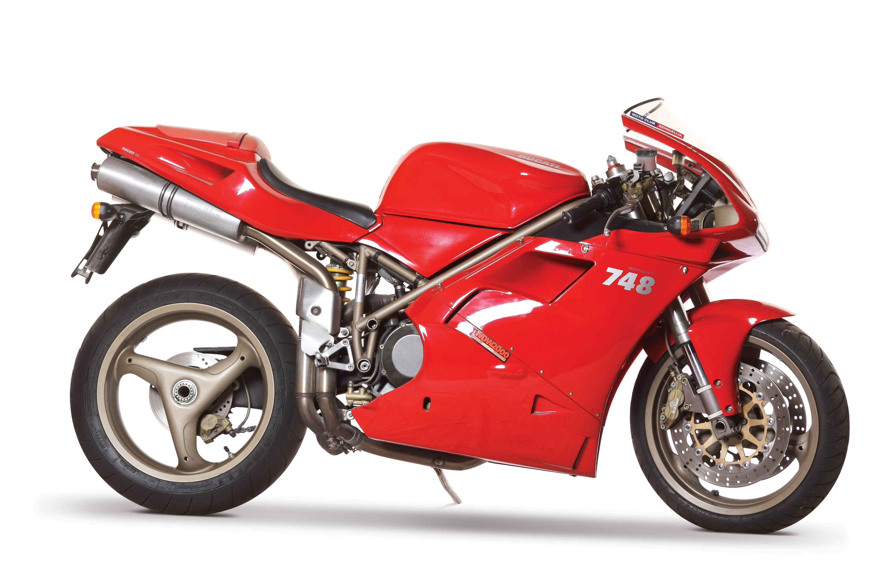 1999 Ducati 748 Biposto | Top Speed. »