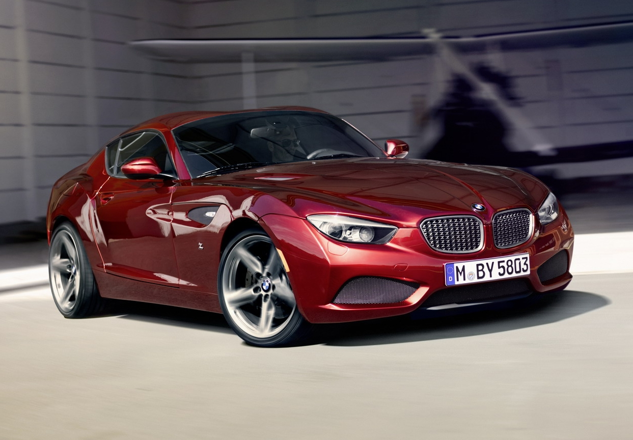 2012 Bmw Zagato Coupe Review Top Speed