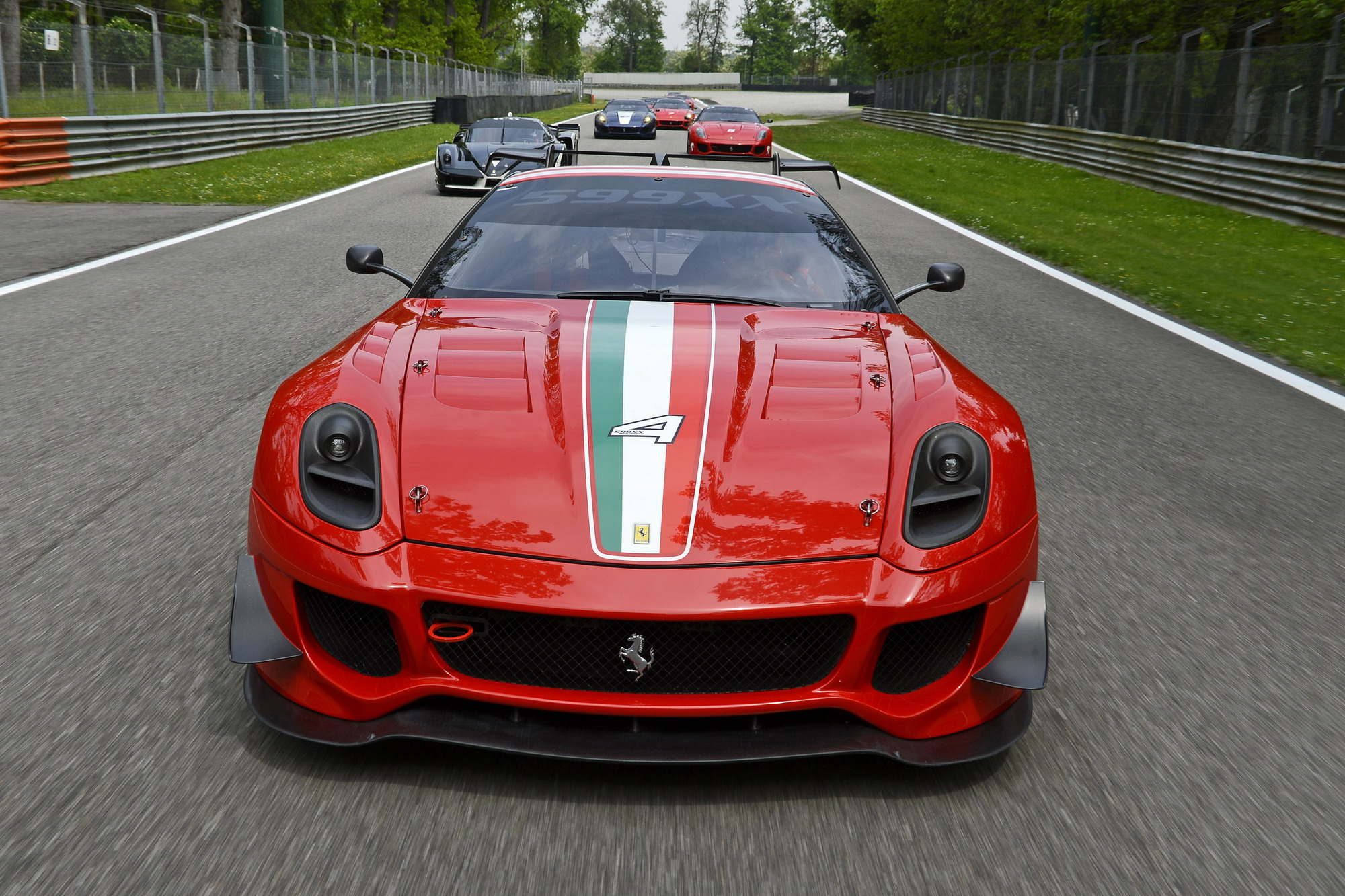 Ferrari 599XX Evo Auctioned For $1.77 Million | Top Speed