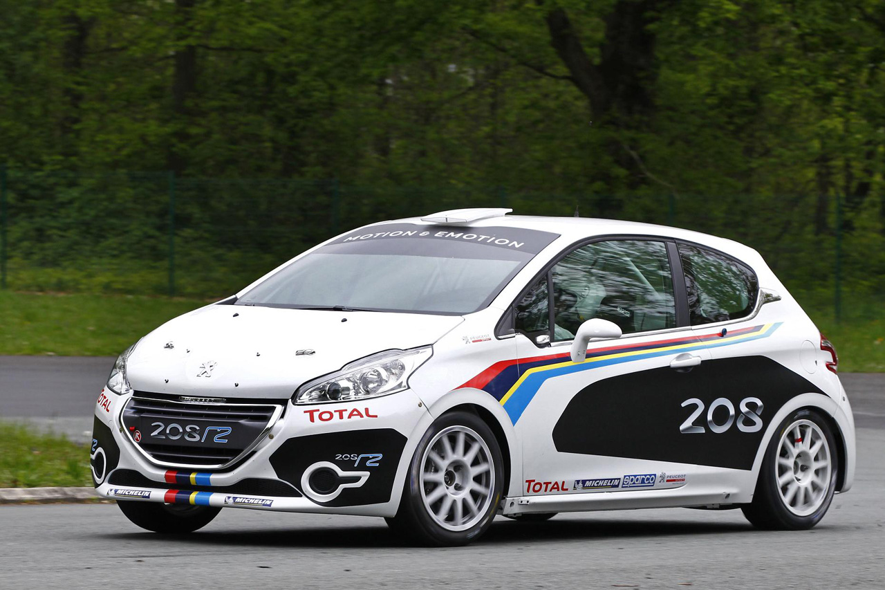 2012 Peugeot 208 R2 Rally Car Gallery 453530
