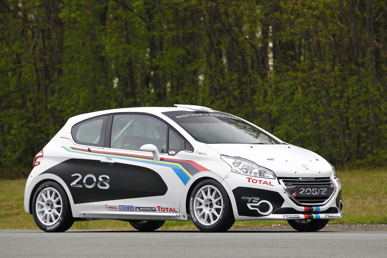 2012 Peugeot 208 R2 Rally Car   Top Speed