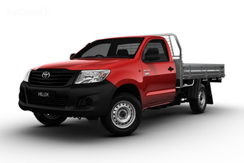 ... Toyota Hilux Chassis Cab - Picture 454765 | truck review @ Top Speed