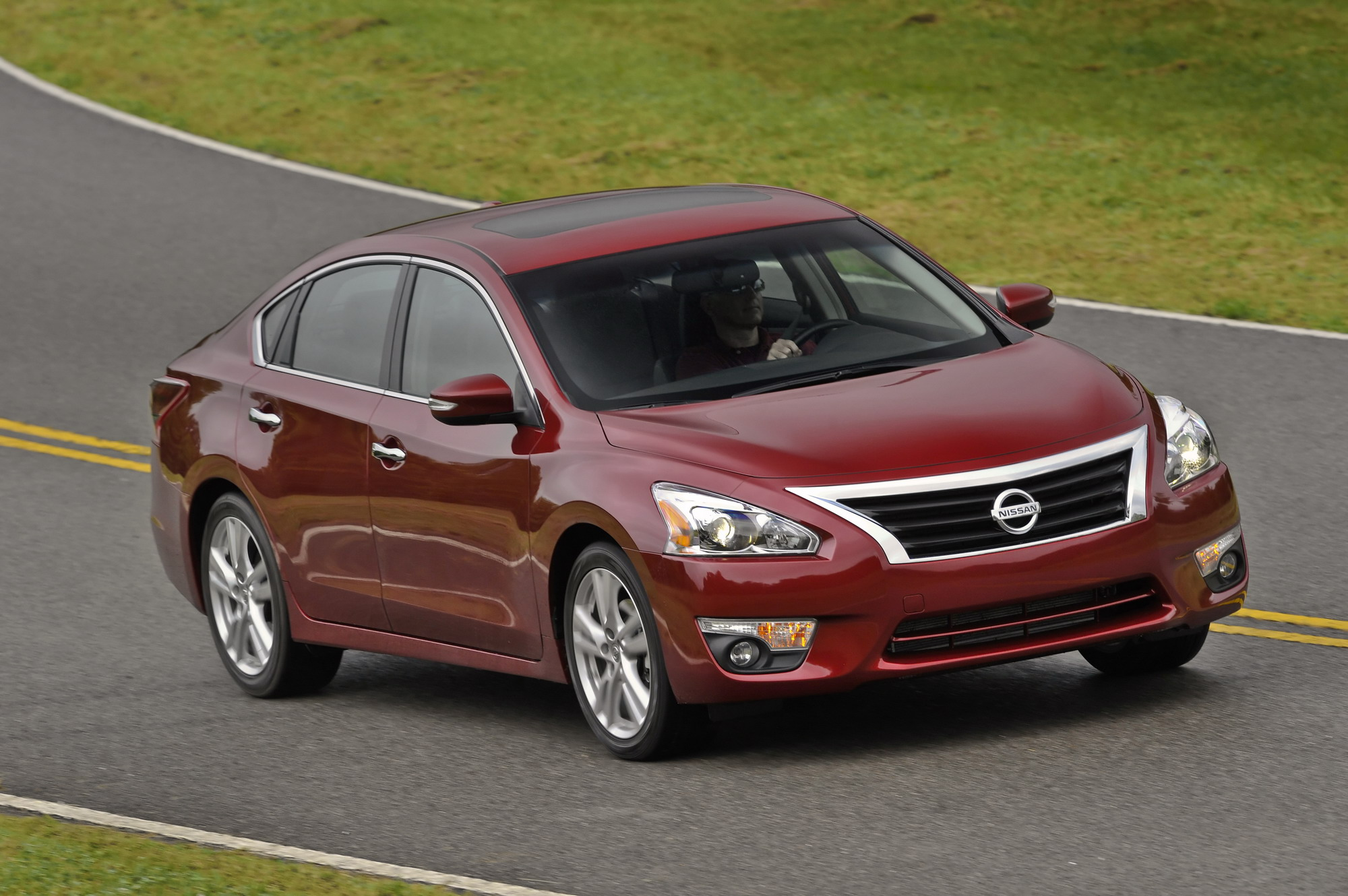 2013 Nissan Altima Top Speed
