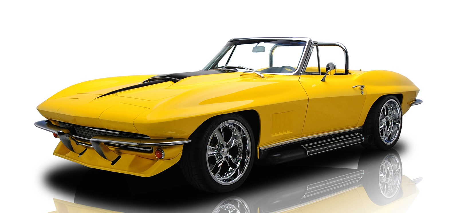 1967 Chevrolet Corvette Sting Ray Pro Touring | Top Speed
