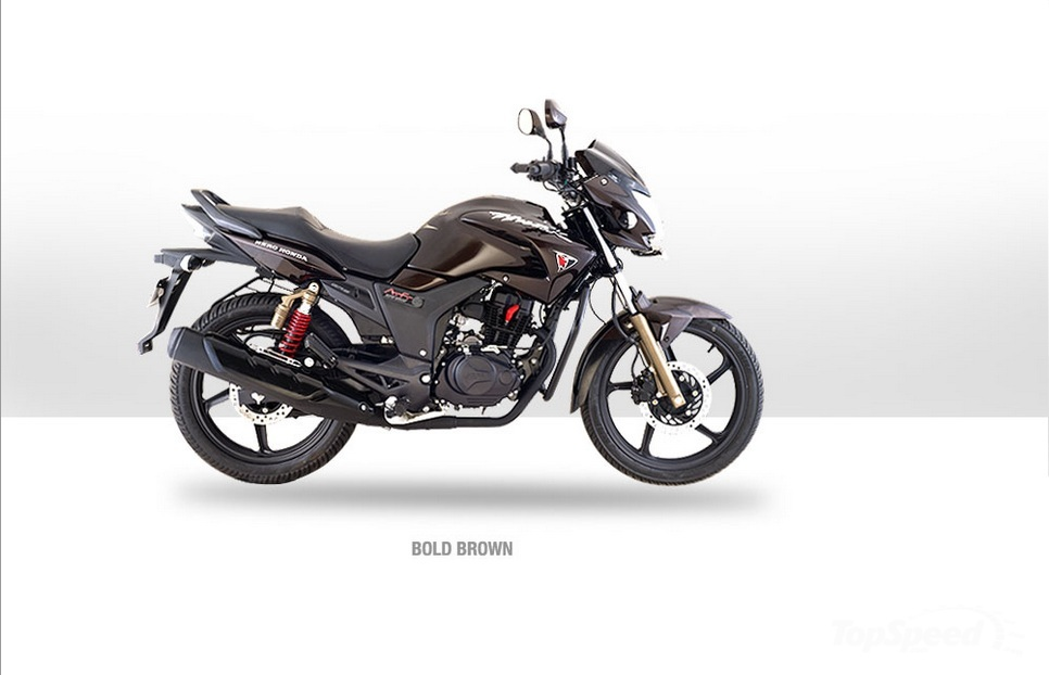 2012 Hero Honda Hunk - Picture 452975 | motorcycle review @ Top Speed