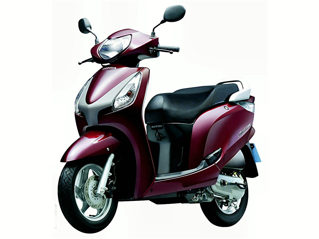 2012 Honda Aviator | Top Speed