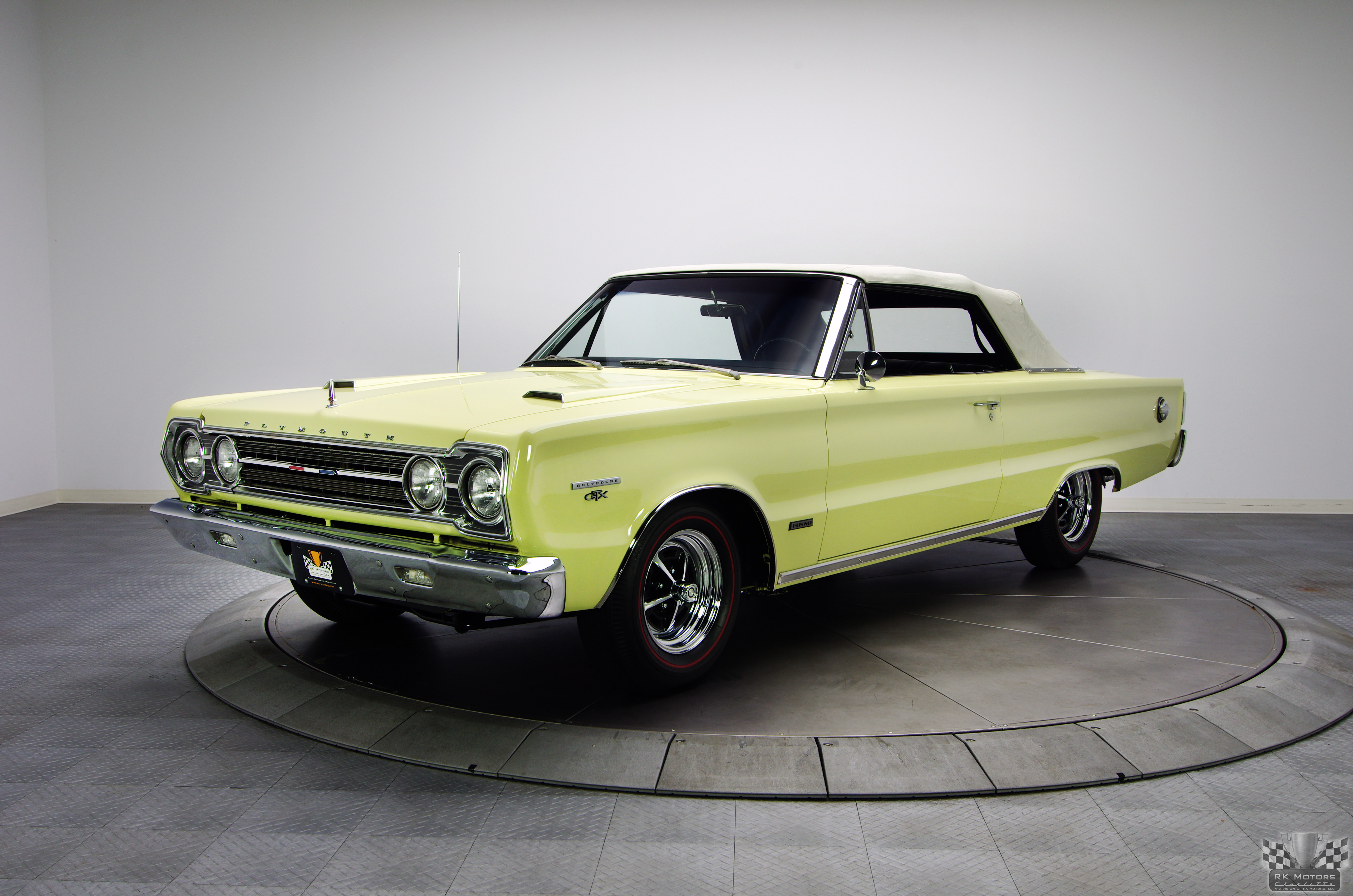 Muscle Car Models For Sale