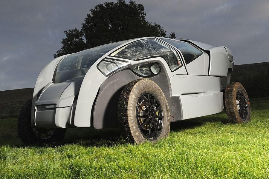 Scamander Amphibious Vehicle Is Complete | Top Speed