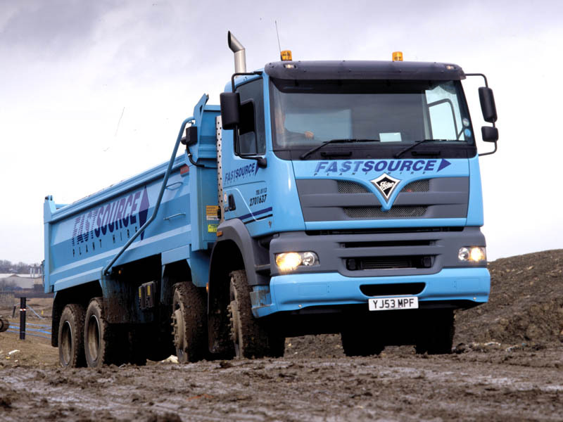 1997 2006 Foden Alpha Picture 459550 Truck Review