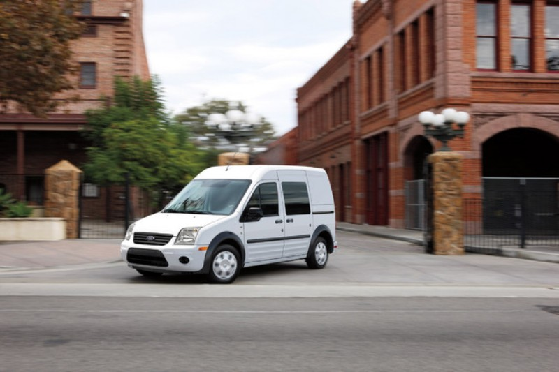 2002 Ford Transit Connect | Top Speed