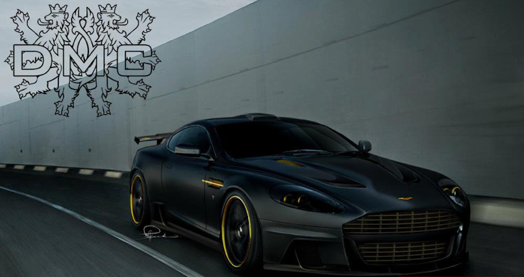 2012 Aston Martin Dbx Concept By Dmc Review Top Speed