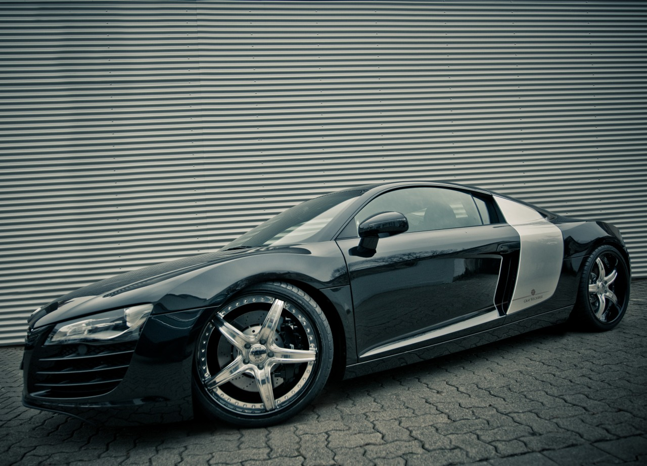 2012 audi r8 collection sport by graf weckerle review top speed. Black Bedroom Furniture Sets. Home Design Ideas