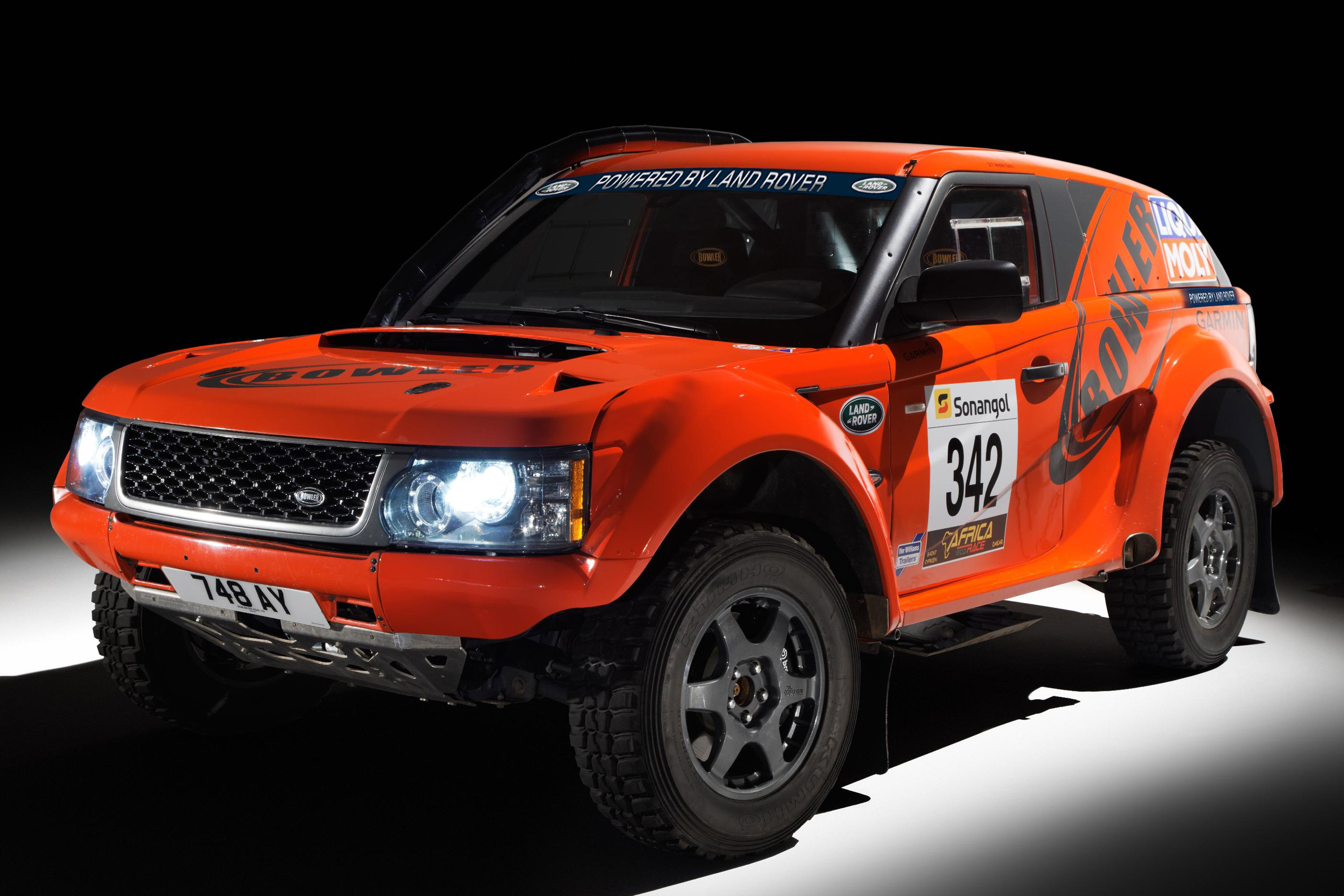 2012 Bowler EXR Rally Car By Land Rover Review - Top Speed