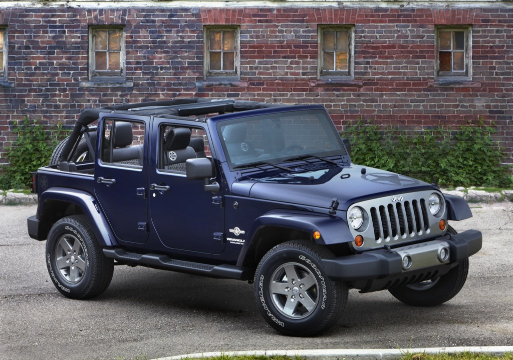 Superior 2012 Jeep Wrangler Freedom Edition | Top Speed. »