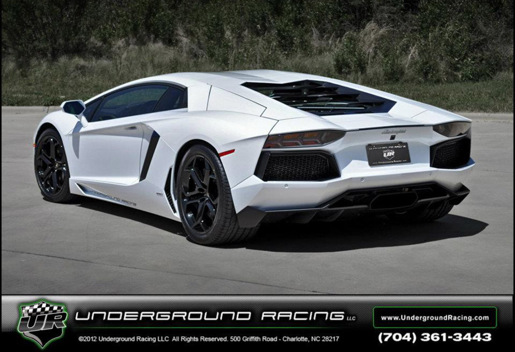 2012 Lamborghini Aventador By Underground Racing | Top Speed
