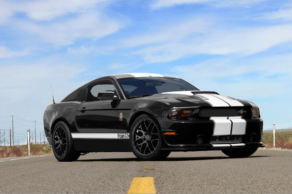 2013 Ford Mustang Shelby GT350 | Top Speed