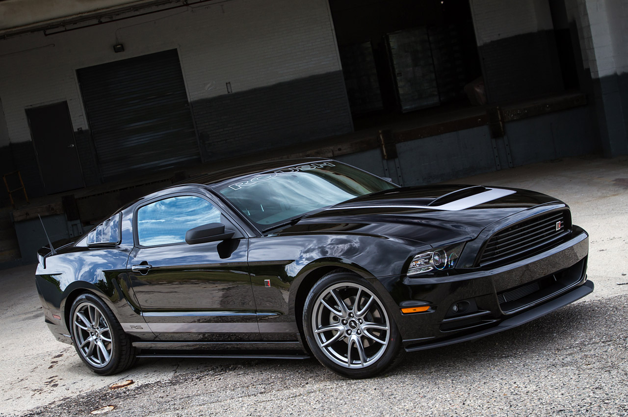 2013 Ford Mustang V6 Rs By Roush Performance Top Speed