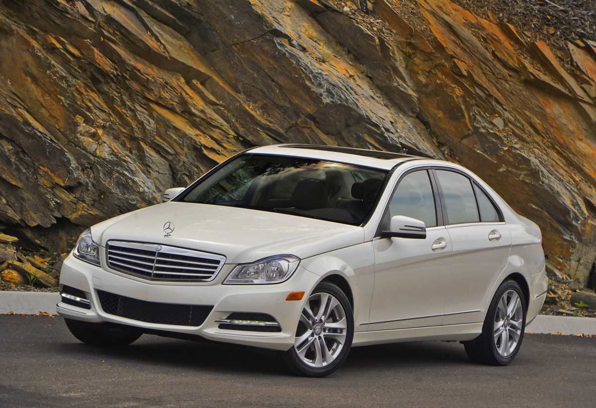 2013 Mercedes C300 To Receive More Power