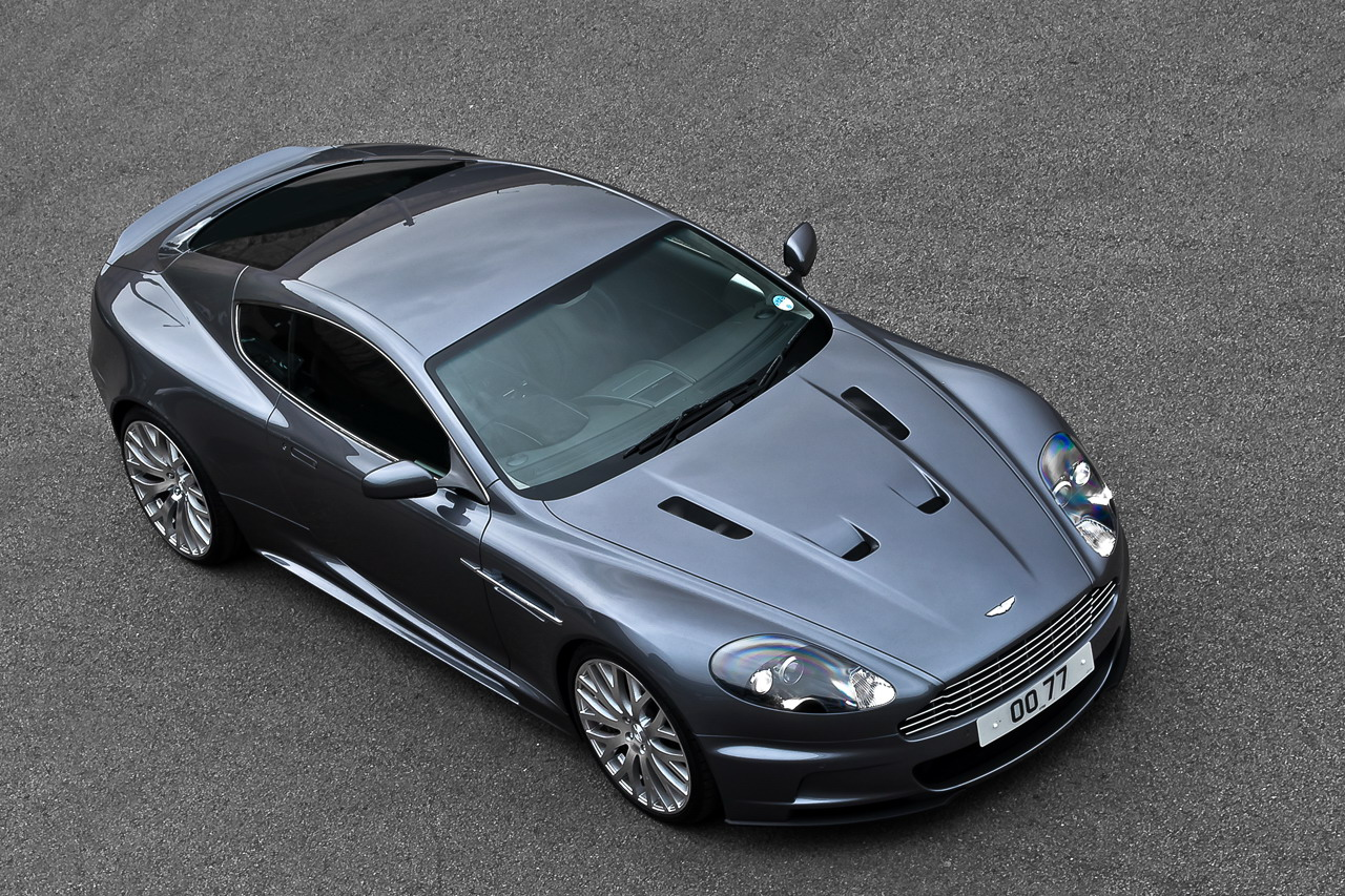 2012 Aston Martin DBS Casino Royale By Kahn Design Review - Top Speed