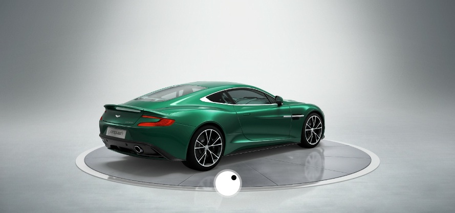 aston martin vanquish configurator goes live news top speed. Black Bedroom Furniture Sets. Home Design Ideas