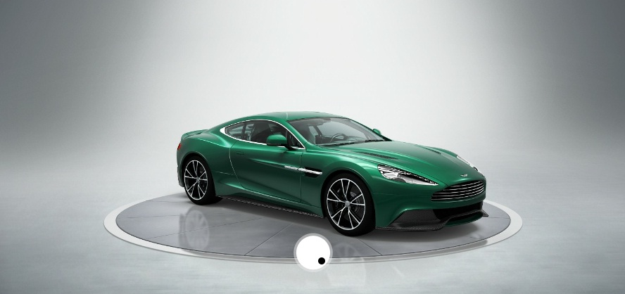 aston martin vanquish configurator goes live gallery 461992 top speed. Black Bedroom Furniture Sets. Home Design Ideas