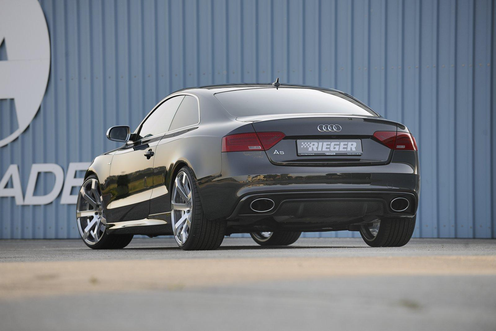 2012 Audi A5 By Rieger Top Speed