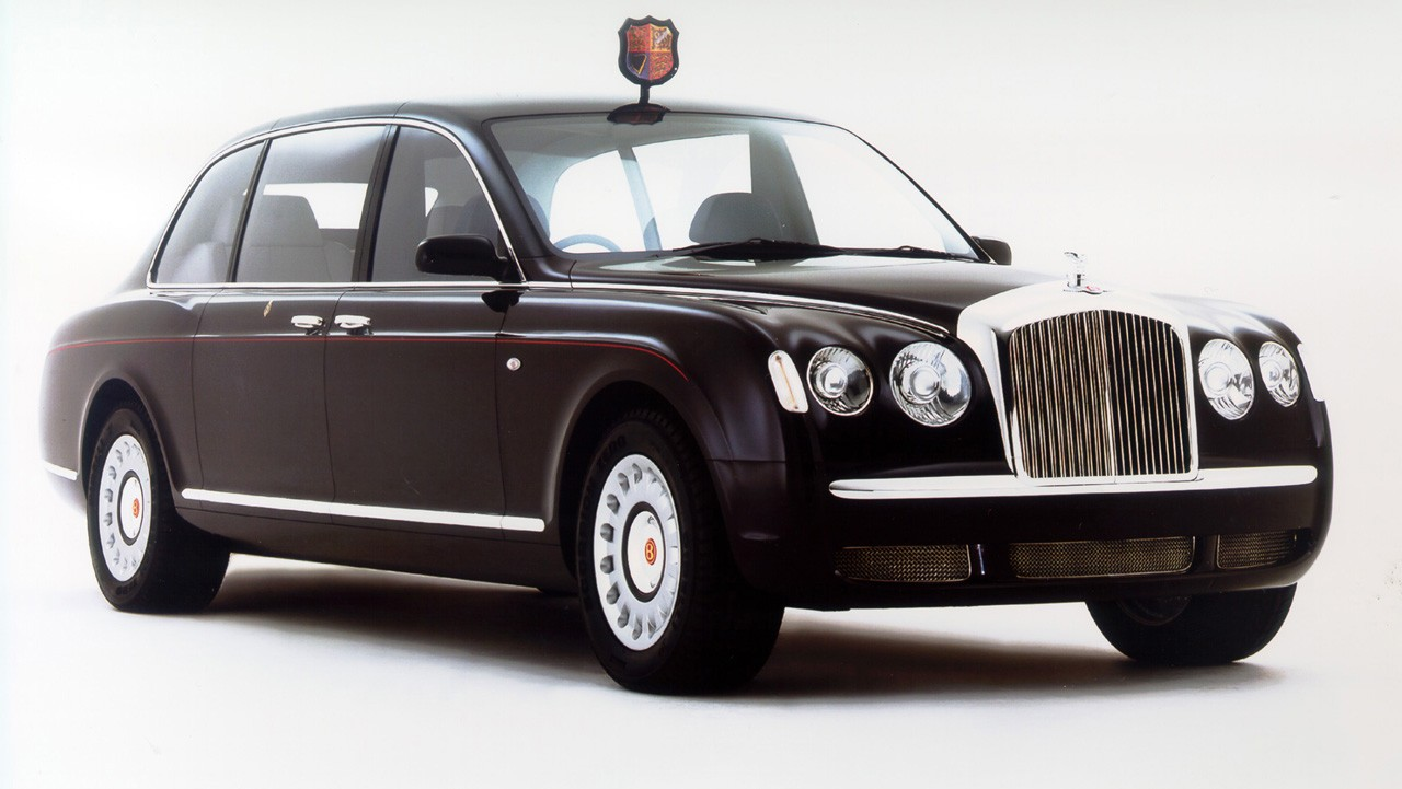 2002 Bentley State Limousine | Top Speed