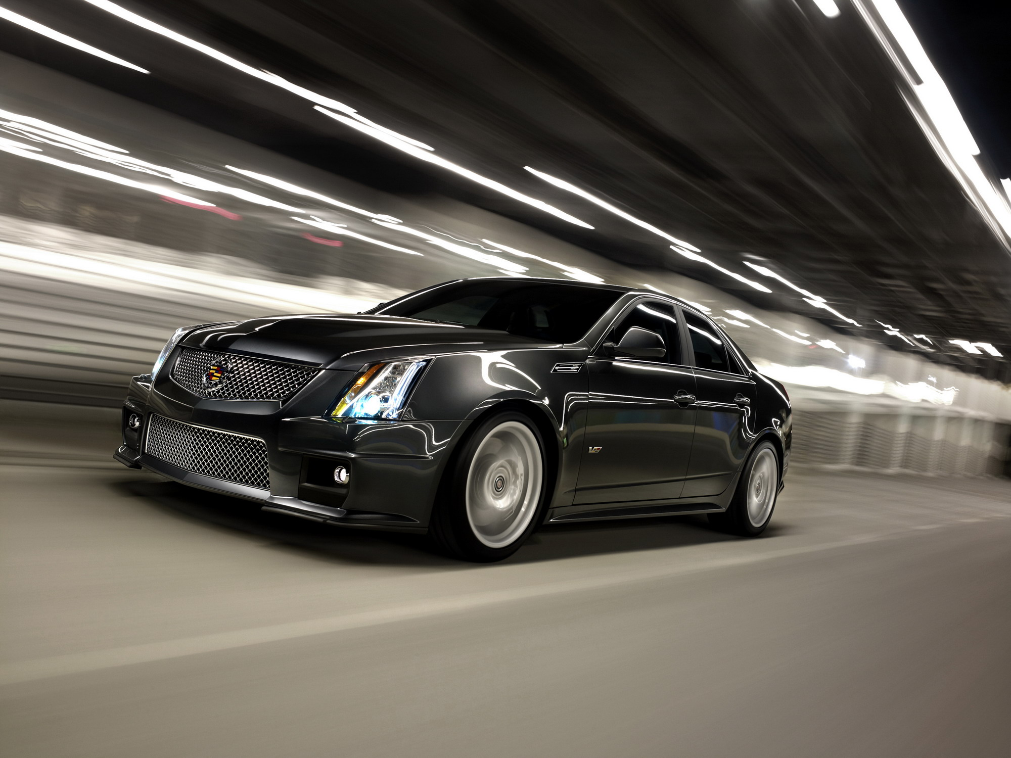 2013 Cadillac Cts V Top Speed