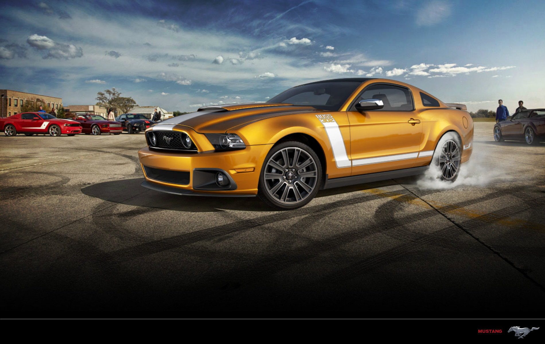customize your own mustang and ford may just give it to you news top speed. Black Bedroom Furniture Sets. Home Design Ideas