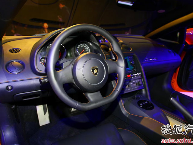 2012 Lamborghini Gallardo LP560 4 Gold Edition | Top Speed. »