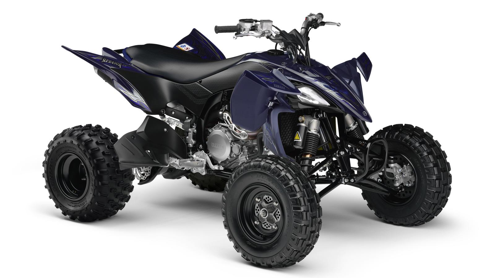 2013 yamaha yfz450r se top speed