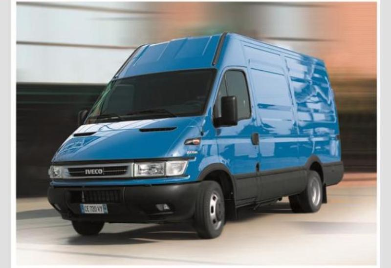 1993 - 2006 Iveco Daily | Top Speed