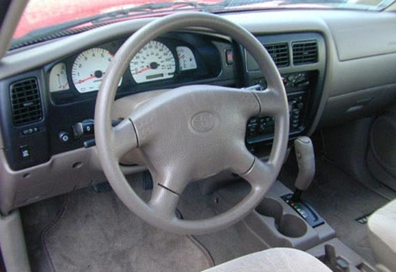 1994 2004 Toyota Tacoma Review Top Speed