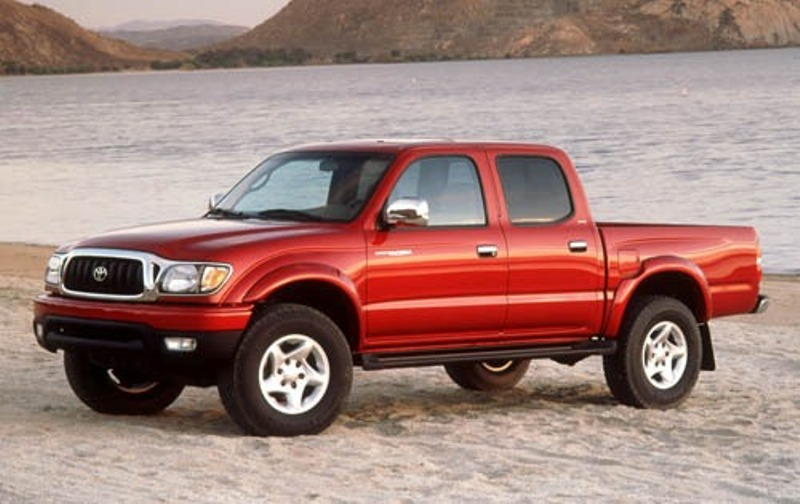1994 - 2004 Toyota Tacoma | Top Speed
