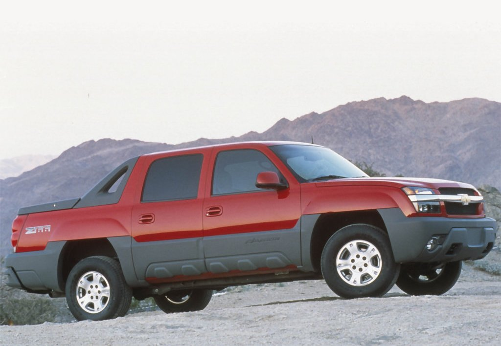 2001 - 2006 Chevrolet Avalanche Review - Top Speed