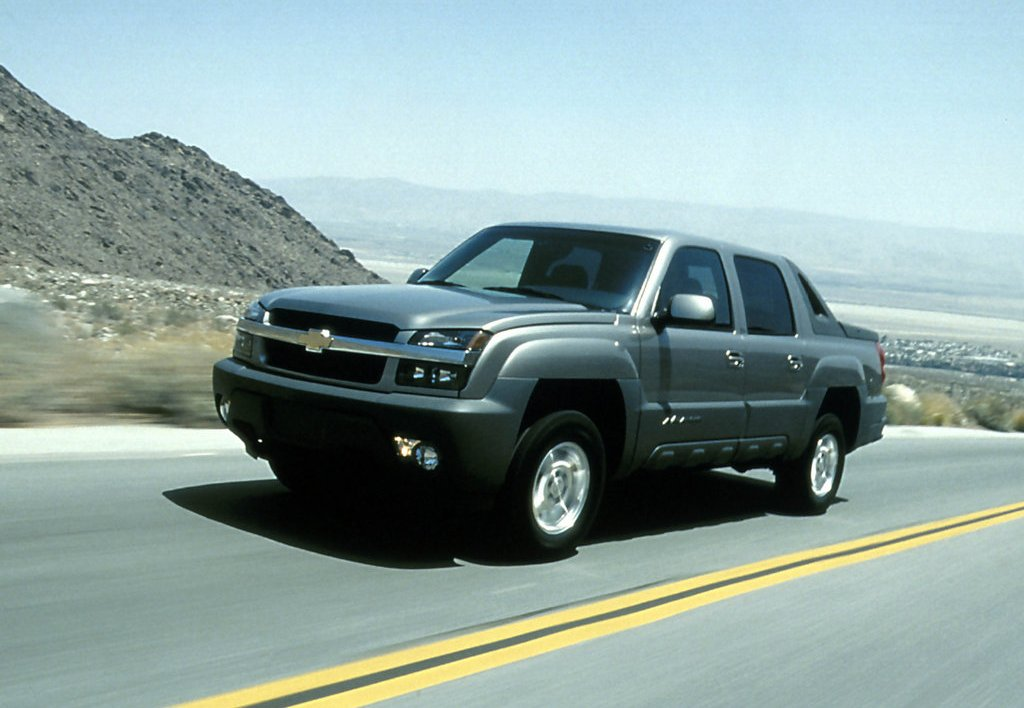 2001 2006 chevrolet avalanche review top speed. Black Bedroom Furniture Sets. Home Design Ideas