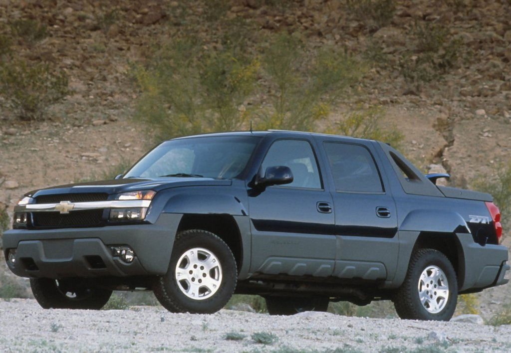 01PatHfinDeR01 2001 Chevrolet Avalanche Specs, Photos ...