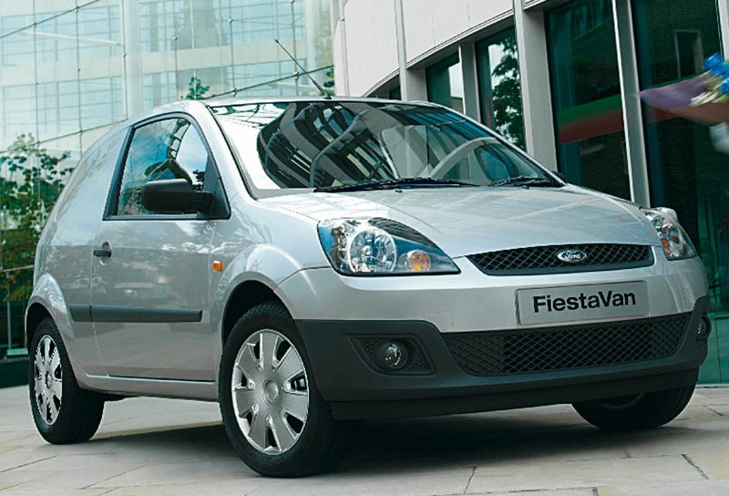 2003 2008 Ford Fiesta Van Top Speed
