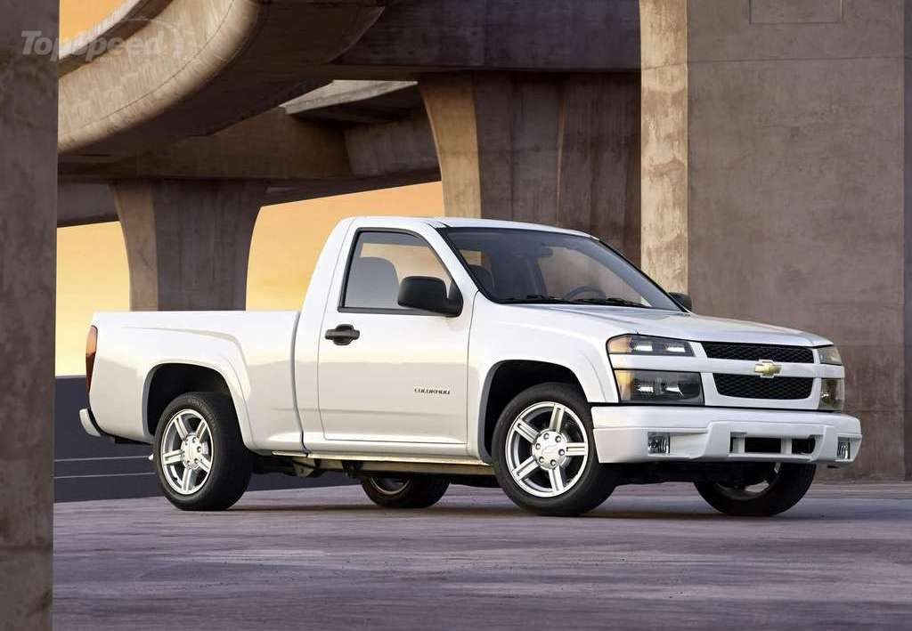 2004 2012 chevrolet colorado picture 465703 truck review top speed. Black Bedroom Furniture Sets. Home Design Ideas