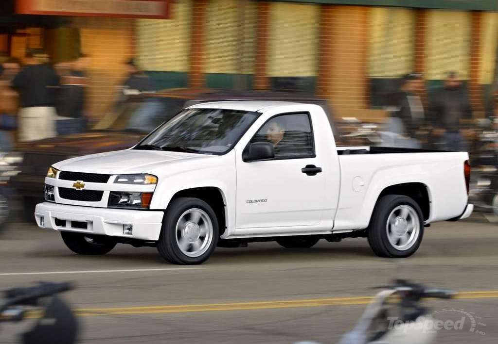 2004 2012 chevrolet colorado picture 465704 truck. Black Bedroom Furniture Sets. Home Design Ideas
