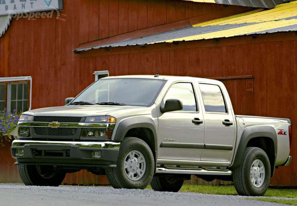 2004 2012 chevrolet colorado picture 465707 truck. Black Bedroom Furniture Sets. Home Design Ideas